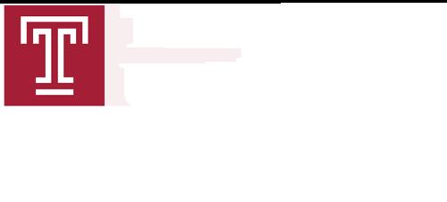 Temple STHM Logo
